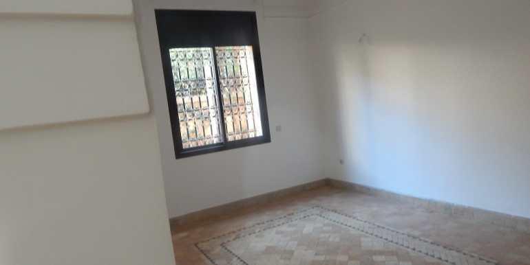 location villa vide à targa marrakech pour longue durée2