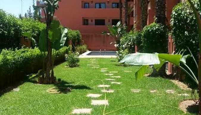 louer appartement non meublé hivernage marrakech