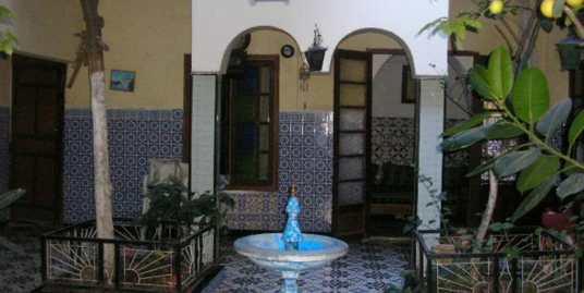 riad à vendre à marrakech medina