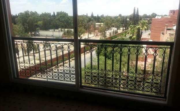 Appartement Meublé Haut Standing à Louer Victor Hugo Marrakech-7