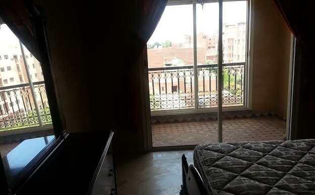 Appartement Meublé Haut Standing à Louer Victor Hugo Marrakech