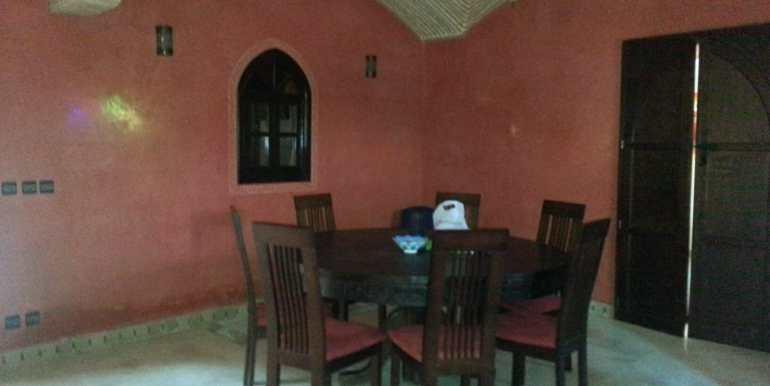 Riad à vendre programme neuf à Marrakech maroc6