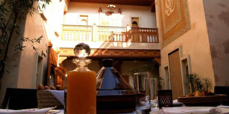 Riad de Luxe à Vendre mellah marrakech
