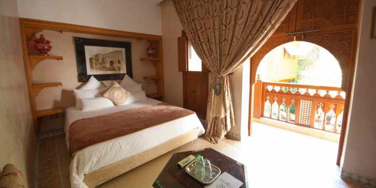 Vente Riad de luxe marrakech-1