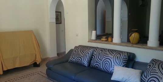 Villa à louer meublée à targa marrakech