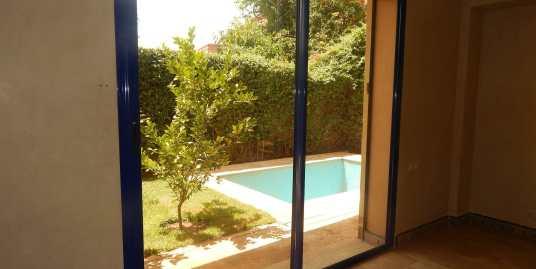 Villa à vendre sur la route de casa marrakech