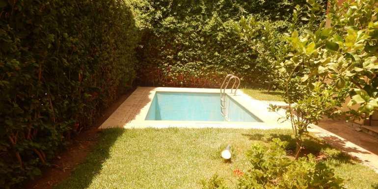 Villa à vendre sur la route de casa marrakech-10