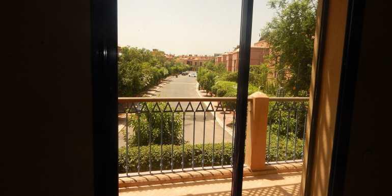 Villa à vendre sur la route de casa marrakech-5