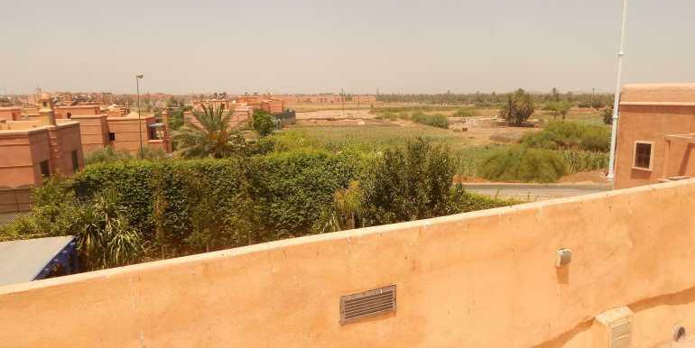 Villa à vendre sur la route de casa marrakech-7