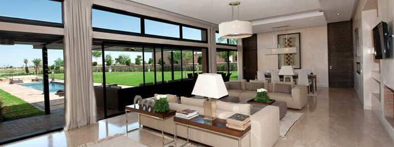 Villa et riad à vendre programme neuf Marrakech -5