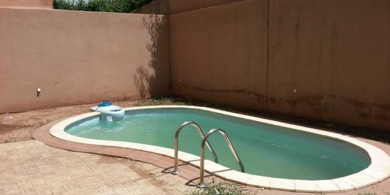 Achat villa avec piscine et jardin à Targa Marrakech-3