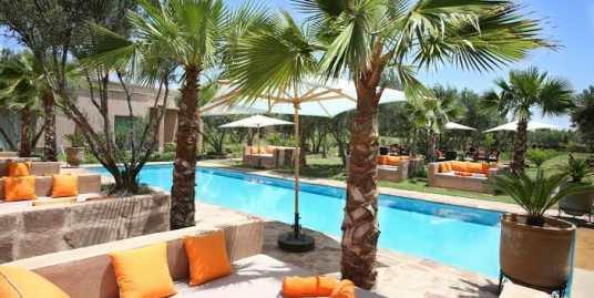 Location villa pour événement mariage anniversaire à marrakech