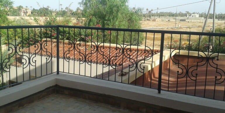 Riad à vendre à palmeraie marrakech-9