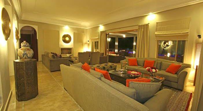 louer villa de luxe route de ouarzazate marrakech