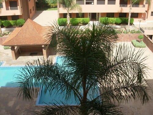 Appartement à louer pour la location de vacance à hivernage marrakech-11