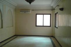 Location Appartement vide pour longue durée à Gueliz Marrakech