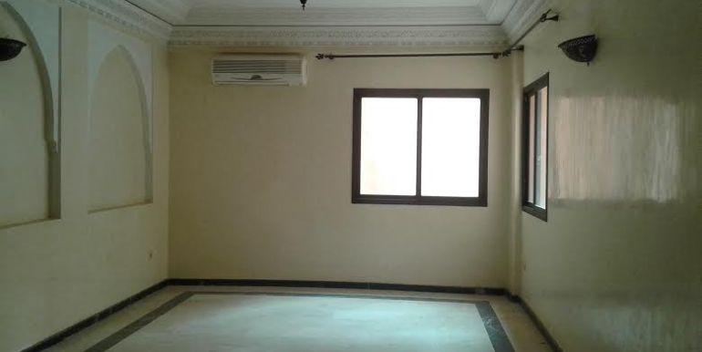 Location Appartement vide pour longue durée à Gueliz Marrakech-1