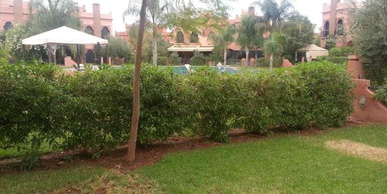Location Villa meublée pour longue durée sur la route de fes marrakech-4