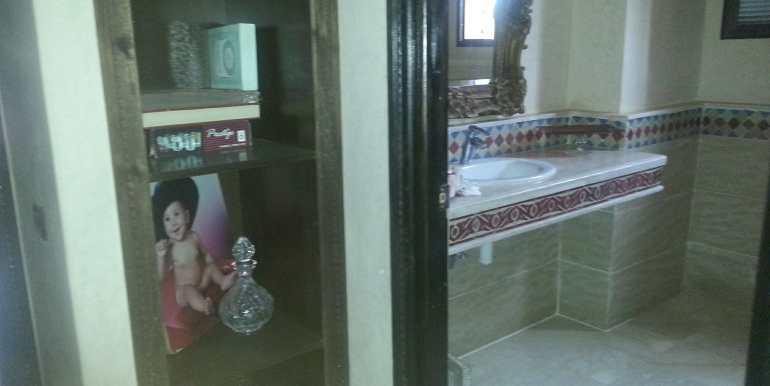 Location Villa meublée pour longue durée sur la route de fes marrakech-7