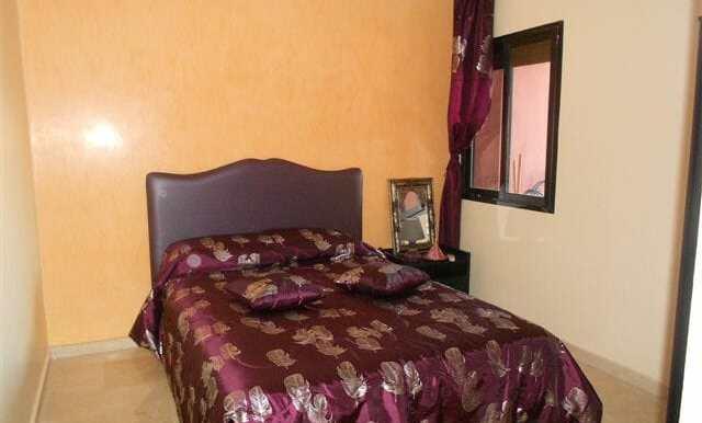 Location appartement meublé pas cher à marrakech gueliz-5