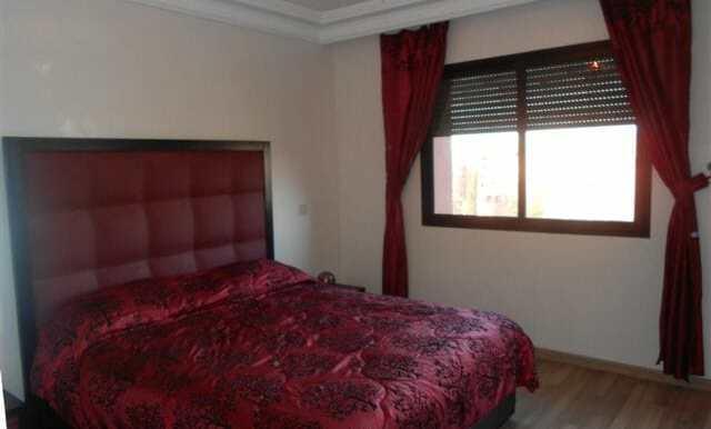 Location appartement meublé pas cher à marrakech gueliz-6