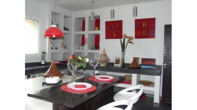 Vente d'une villa de prestige à bab atlas marrakech