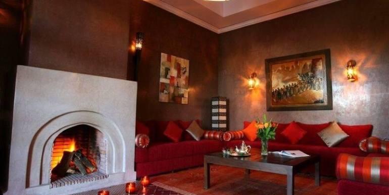 Villa de prestige à vendre au palmeraie marrakech-8
