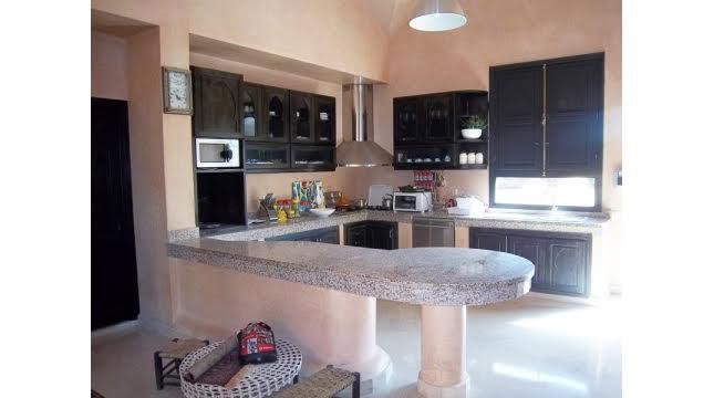 Villa de prestige à vendre sur la route d'ourika-4