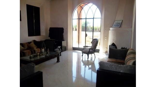 Villa de prestige à vendre sur la route d'ourika-5