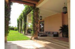 villa à vendre sur domaine amelkis marrakech proche de Golf
