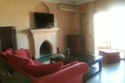 Location appartement meublé à l'hivernage Marrakech
