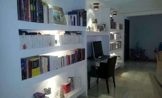 Appartement vide à louer pour longue durée à Guéliz (1)