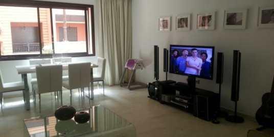 Appartement vide à louer pour longue durée à Guéliz