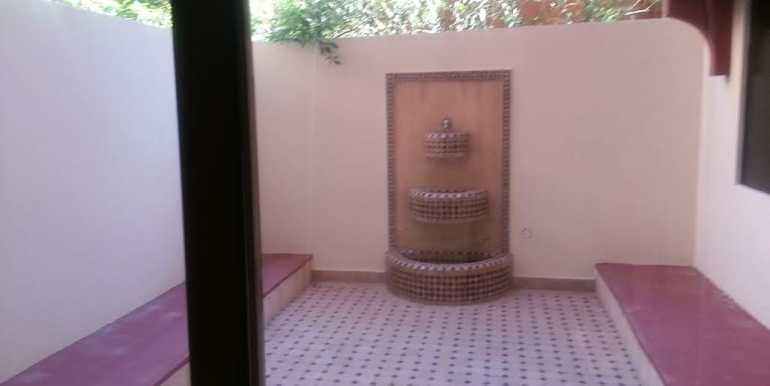 Duplex vide à louer pour longue durée à gueliz Marrakech-8