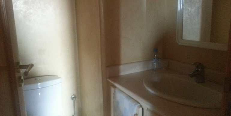 Location Appartement meublé  pour longue durée route de casa (1)