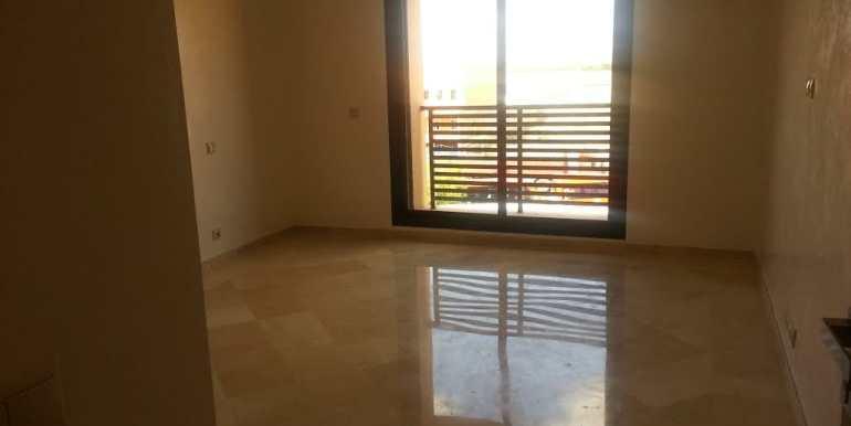 Location Appartement vide avec piscine à l'hivernage marrakech-4