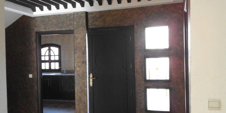 Villa à vendre avec piscine afak Marrakech-2