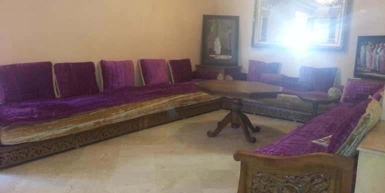 Bel appartement meublé pour longue durée à Victor Hugo (6)