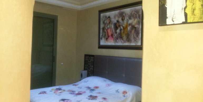 Location appartement meublé longue durée palmeraie (9)