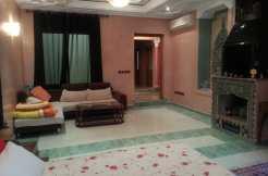 vente villa style marocaine amerchich marrakech