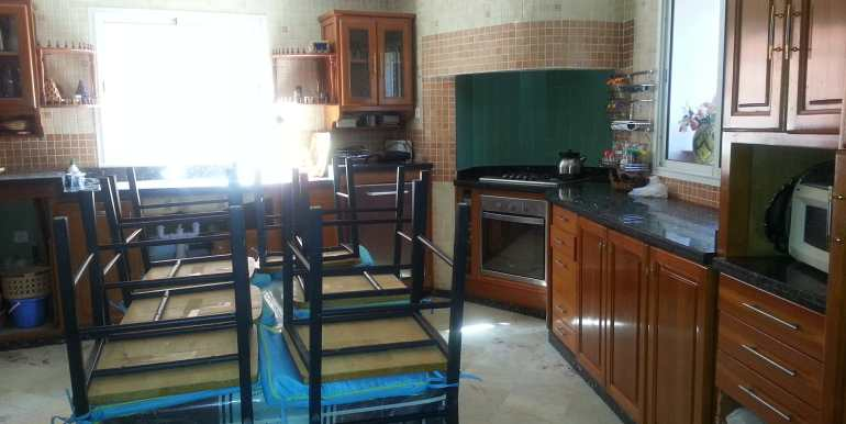 Villa à vendre à Amerchich Daoudiat (6)