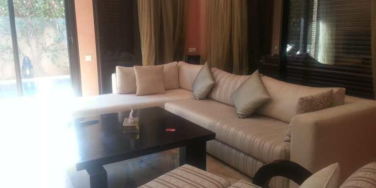 Villa meublé pour longue durée targa marrakech (2)