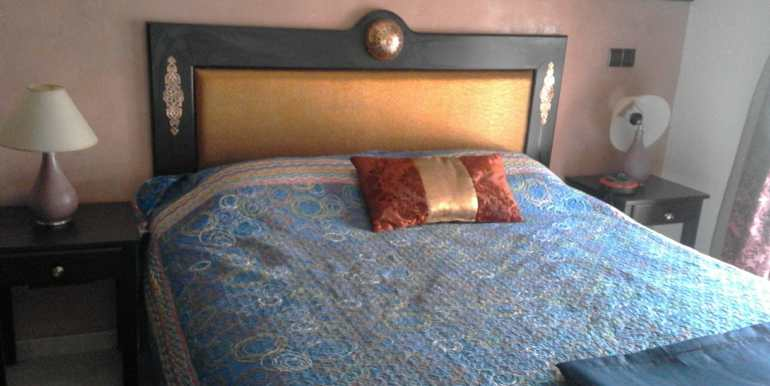Appartement meublé pour longue durée à la palmeraie marrakech (5)