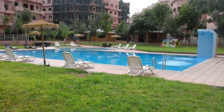 Appartement meublé pour longue durée à la palmeraie marrakech (9)