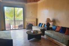 appartement meublé 3ch à la palmeraie marrakech