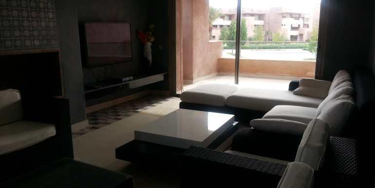 appartement meublé de luxe avenue Mhamed 6 marrakech (3)