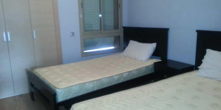 appartement meublé de luxe avenue Mhamed 6 marrakech (6)