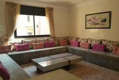 Appartement a louer meublé pour longue durée à targa marrakech