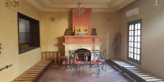 Villa non meublée à massira 3 marrakech