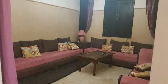 Duplex meublé longue durée palmeraie marrakech